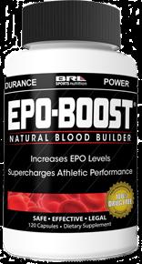 BRL Epo-Boost - 1 x 120 kapsułek