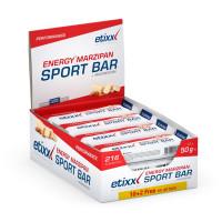 Etixx Energy sport bar marcepan 12x50g