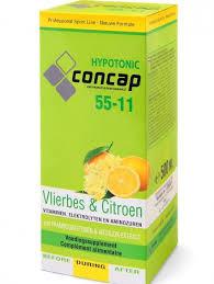 Concap - Koncentrat napoju hipotonicznego 55-11 - 500ml